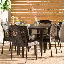 Vinalhaven 7 Piece Dining Set by Beachcrest Home™