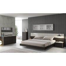 Cullerton Platform Customizable Bedroom Set