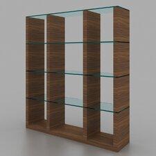 "Columba 72"" Cube Unit Bookcase"