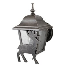 Americana 1-Light Outdoor Sconce