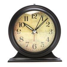 Antique Look Metal Alarm Clock