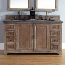 Belhaven 60 Double Cabinet Vanity Base by Darby Home Co
