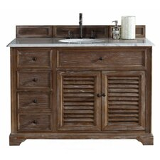 Bedrock 48 Single Cabinet Vanity Base by Darby Home Co