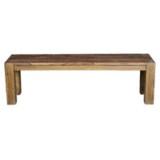 Dani Wood Entryway Bench
