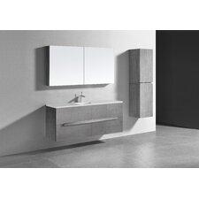 Janeen 60 Single Bathroom Vanity Set by Orren Ellis