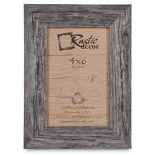 Barn Wood Reclaimed Wood Standard Picture Frame