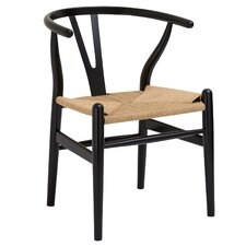 Khalil Solid Wood Dining Chair
