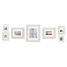 7 Piece Mixed Profile Picture Frame Set