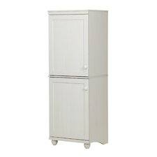 Hopedale Narrow 62 H x 21.25 W x 19 D Storage Cabinet by South Shore