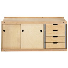 Nordic Plus Storage Cabinet