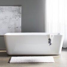 Emily 69 x 31 Soaking Bathtub by Wyndham Collection