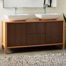Monza 60 Double Vanity Set by Vinnova