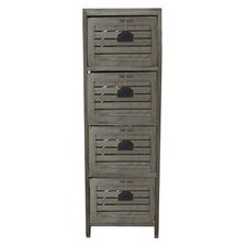 Watson 4 Drawer Accent Cabinet by Gracie Oaks