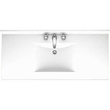 """49"""" Single Bathroom Vanity Top"""