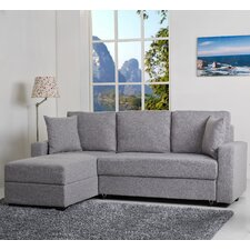 Hartsville Reversible Chaise Corner Sofa Bed
