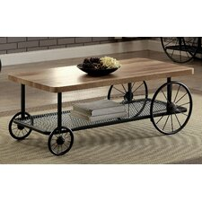 Springport Industrial Coffee Table by Gracie Oaks
