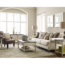 Osgood 4 Piece Coffee Table Set by One Allium Way