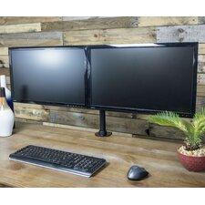 "Dual Monitor 27"" Array Desk Mount"