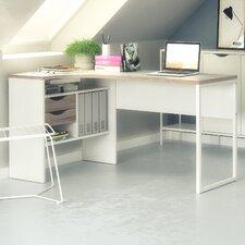 Function Plus Corner Desk