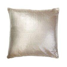 Verla Zig Zag Brocade Euro Pillow