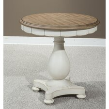 Millbrook Round End Table by Panama Jack Home
