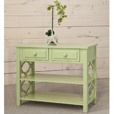Colors Console Table