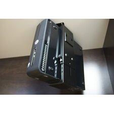Adjustable Computer Case Holder swivel Under-Desk/Wall PC Mount