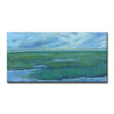 Low Ground' Oil Painting Print on Canvas by Highland Dunes