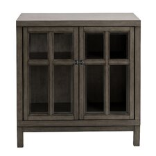 Helena 2 Glass Door Credenza by Madison Park Signature