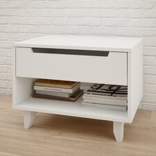 Kerry 1 Drawer Nightstand by Brayden Studio