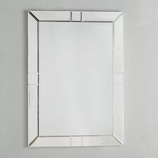 Antonio Rectangle Beveled Wall Mirror