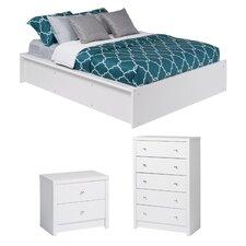 Calla Platform Customizable Bedroom Set