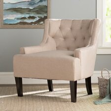 Barwood Tufted Accent Wingback Chair by Three Posts™