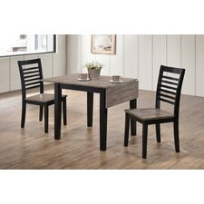 Shepherd 3 Piece Dining Set by Simmons Casegoods