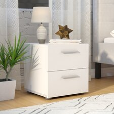 Lopiccolo 2 Drawer Nightstand