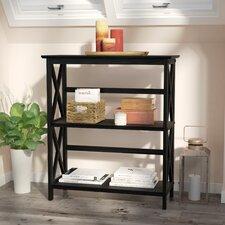 "Warrington 34"" Etagere Bookcase"