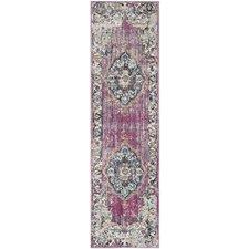Culross Rose/Purple Area Rug