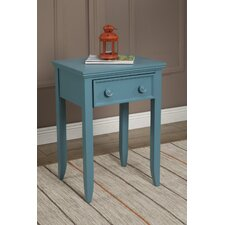 Richards 1 Drawer Nightstand by Longshore Tides