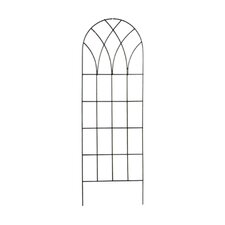 Gothic Metal Arched Trellis