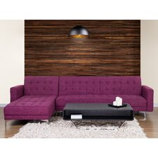 Delia 4 Seater Corner Sofa Bed