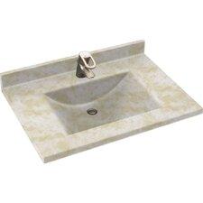 """37"""" Single Bathroom Vanity Top"""