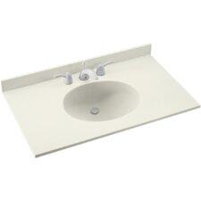 """31"""" Single Bathroom Vanity Top"""