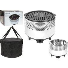 Alfresco Smokeless Portable Charcoal Barbecue
