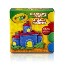 Modeling Clay 4 Pcs Rd/yw/bl/gr (Set of 3)