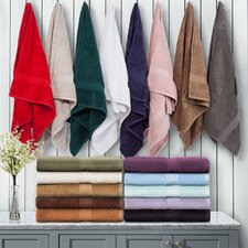 Cotton Washcloth (Set of 6)
