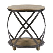Buena Bent End Table by Gracie Oaks