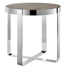 Alverta End Table by Orren Ellis