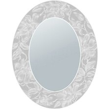 Magnolia Oval Bathroom/Vanity Mirror