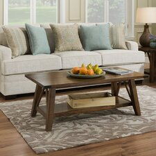 David Rectangular Coffee Table by Simmons Casegoods