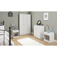 Pippa 4 Piece Bedroom Set